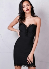 bandage-lace-bust-and-hem-detail-bodycon-dress-black-kyla-3